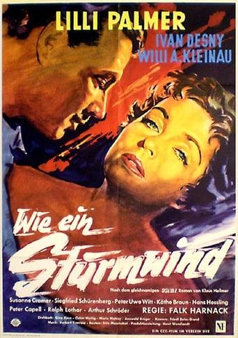 Poster of Wie ein Sturmwind