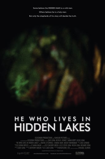 Poster of He Who Lives In Hidden Lakes