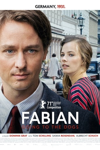 Poster of Fabian: Going to the Dogs