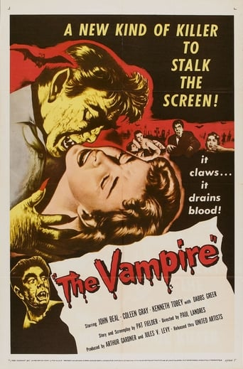 Poster of The Vampire