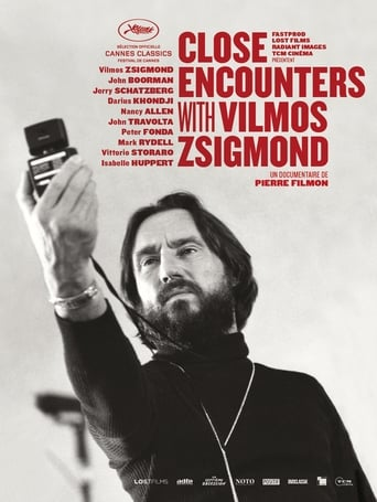 Poster of Close Encounters with Vilmos Zsigmond