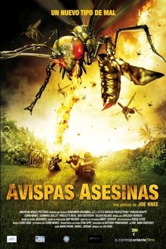 Poster of Avispas asesinas