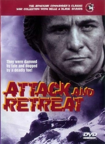 Poster of Attack and Retreat