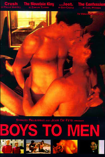 Poster of Boys to Men