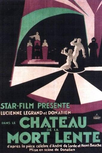 Poster of Le château de la mort lente