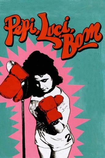 Poster of Pepi, Luci, Bom