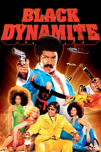 Poster of Black Dynamite