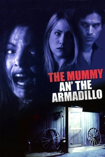 Poster of Mummy An' the Armadillo