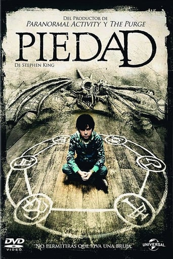 Poster of Piedad (de Stephen King)