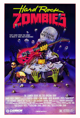 Poster of Hard Rock Zombies