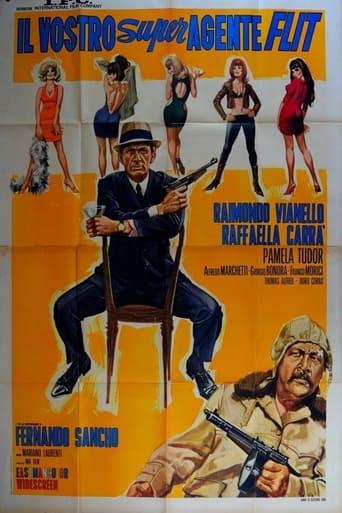 Poster of Il vostro superagente Flit