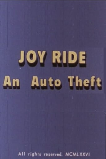 Poster of Joy Ride: An Auto Theft