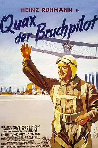 Poster of Quax, der Bruchpilot