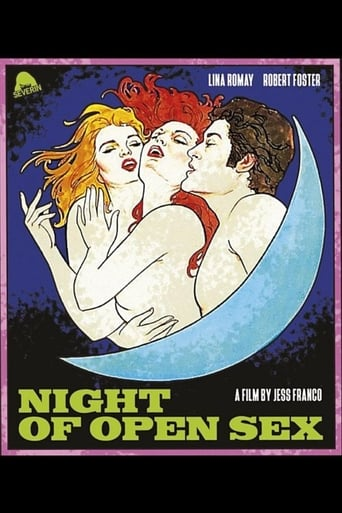 The Night Of Open Sex