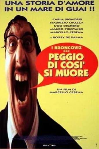 Poster of Peggio di così si muore