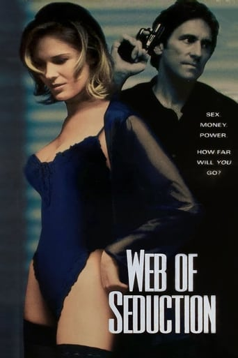 Poster of Web of Seduction