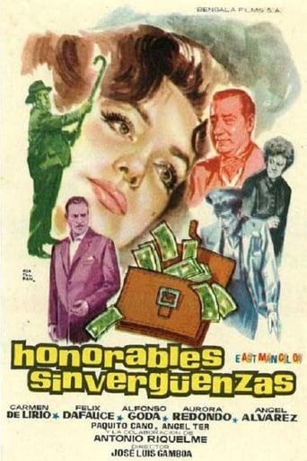 Poster of Honorables Sinvergüenzas