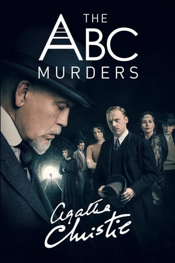 Poster of The ABC Murders