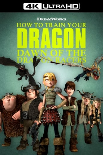 Poster of Dragons: Dawn Of The Dragon Racers