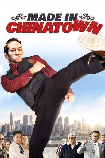 Poster of Made in Chinatown