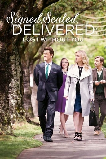 Poster of Signed, Sealed, Delivered: Lost Without You