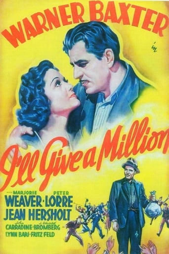 Poster of I'll Give a Million