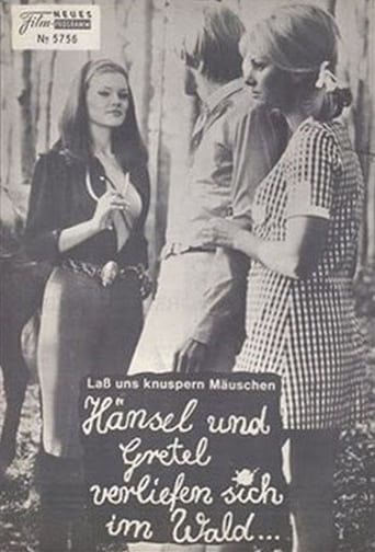 Poster of Hansel and Gretel Lost in the Forest