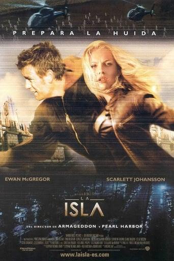 Poster of La isla