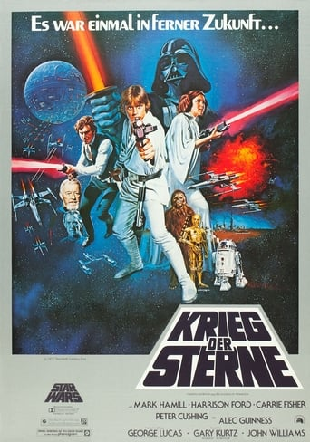 Poster of Star Wars - Despecialized