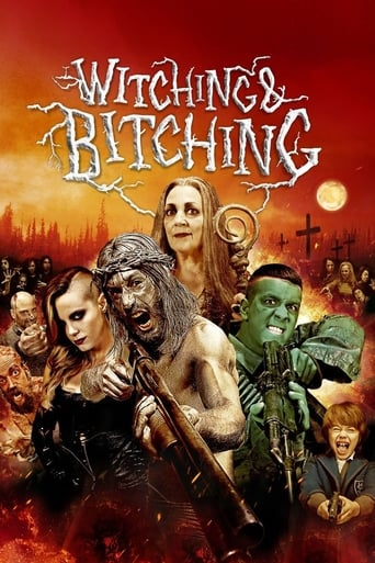 Poster of Witching & Bitching