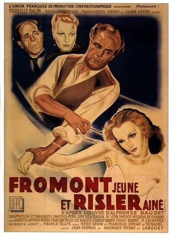 Poster of Fromont jeune et Risler aîné