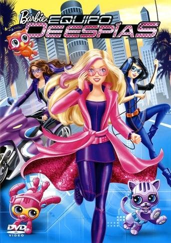 Poster of Barbie: Equipo de espías