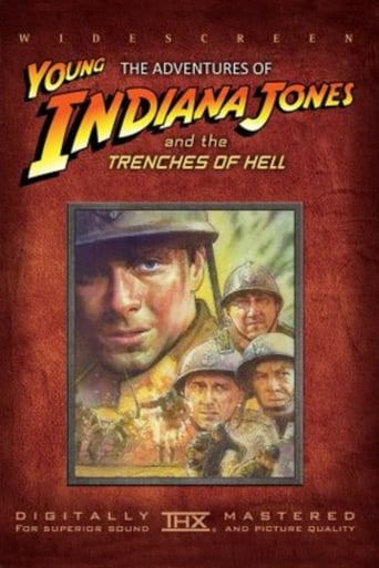 Poster of The Adventures of Young Indiana Jones: Trenches of Hell