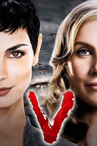 Poster of V