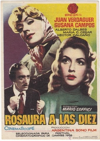 Poster of Rosaura a las 10