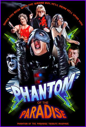 Poster of Paradise Regained: Brian de Palma's 'Phantom of the Paradise'