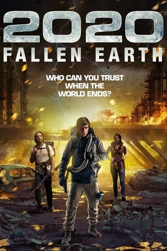 Poster of 2020: Fallen Earth