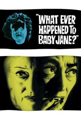 Poster of What Ever Happened to Baby Jane?