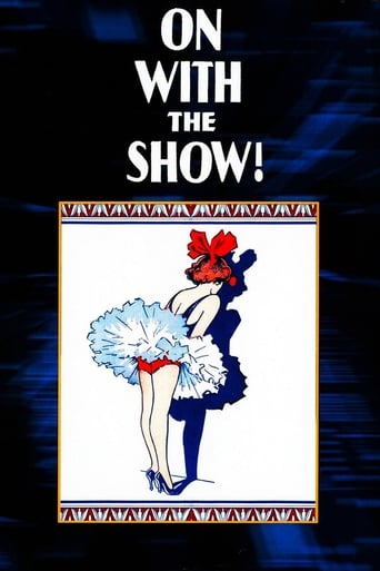 Poster of On with the Show!