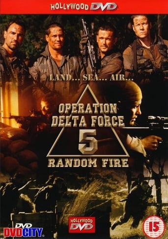 Poster of Operation Delta Force 5: Random Fire