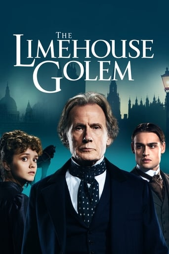 Poster of The Limehouse Golem