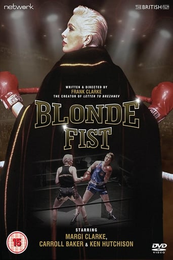 Poster of Blonde Fist