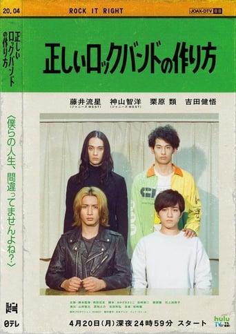 Poster of 正しいロックバンドの作り方