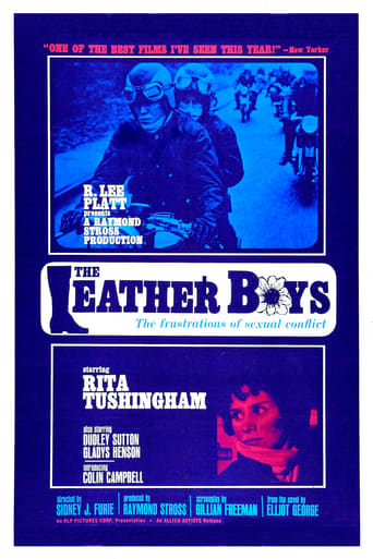 Poster of The Leather Boys