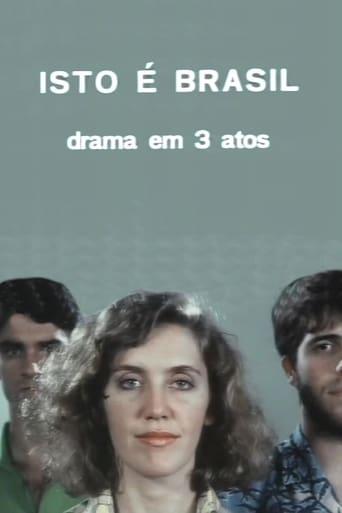 Poster of Isto é Brasil