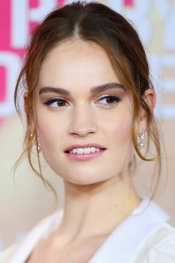 Image of Lily James