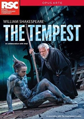 Poster of RSC Live: The Tempest