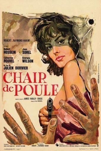 Poster of Chair de Poule