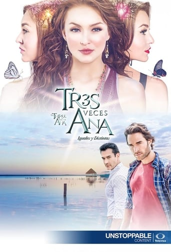 Poster of The Three Sides of Ana