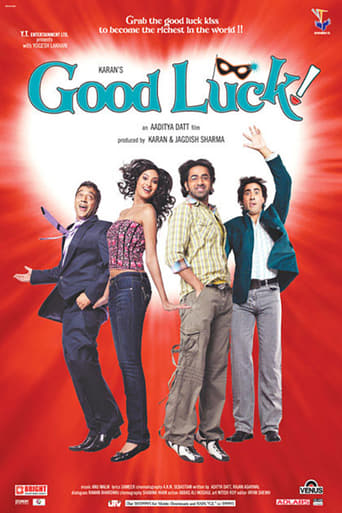 Poster of Good Luck!
